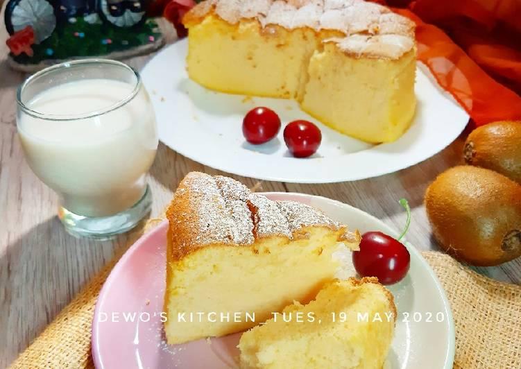 Butternut Pumpkin Cheese Cake