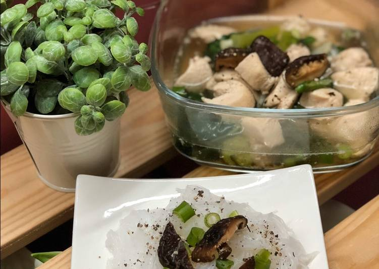 Sup Ayam Suhoon