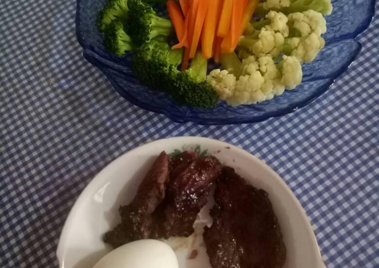 Menu diet sehat buat suami tersayank