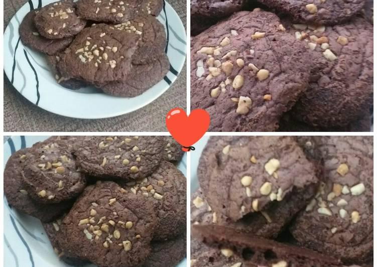 14.Brownies cookies