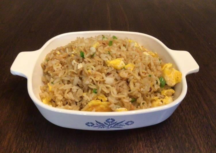 Noodle Fried Rice