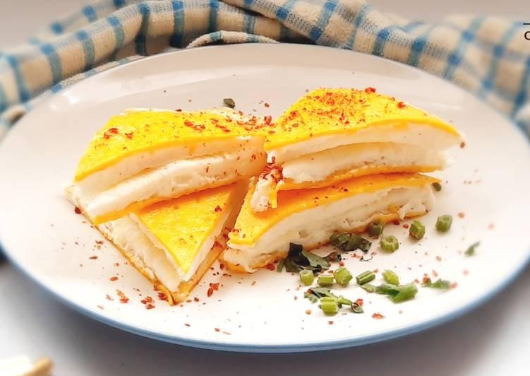 Soufle Omelette 2 Warna