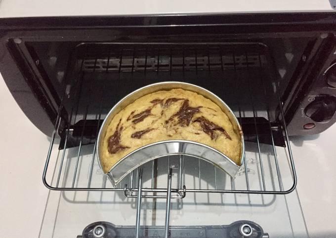 Pisang Panggang tanpa Baking Powder