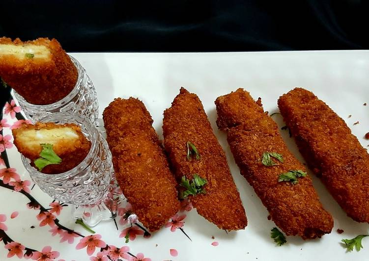 How to Prepare Favorite Deep fried Egg fingers