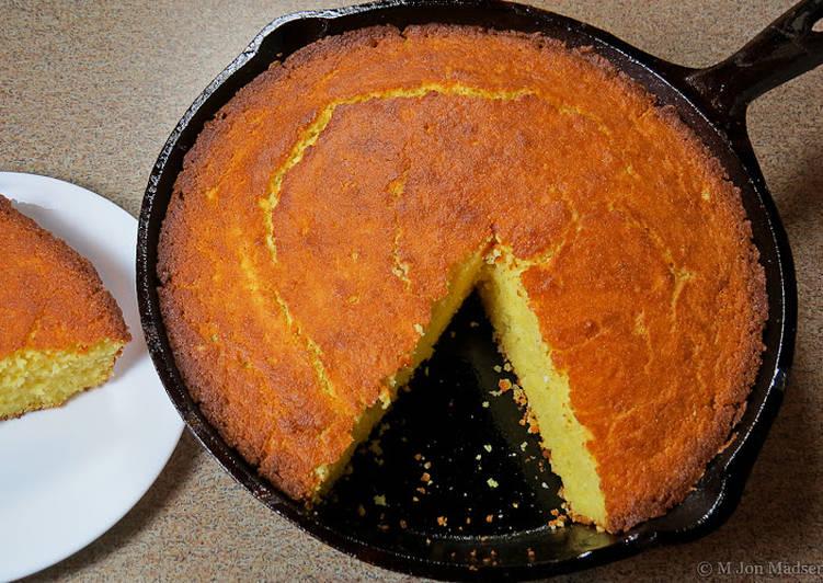 Recipe of Ultimate Grandma's Cornbread