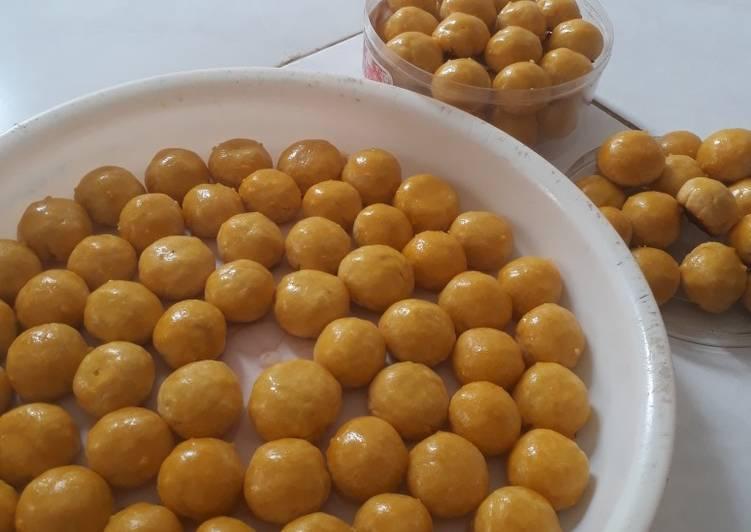 Nastar lembut dan harum #kuekering #lebaran - cookandrecipe.com