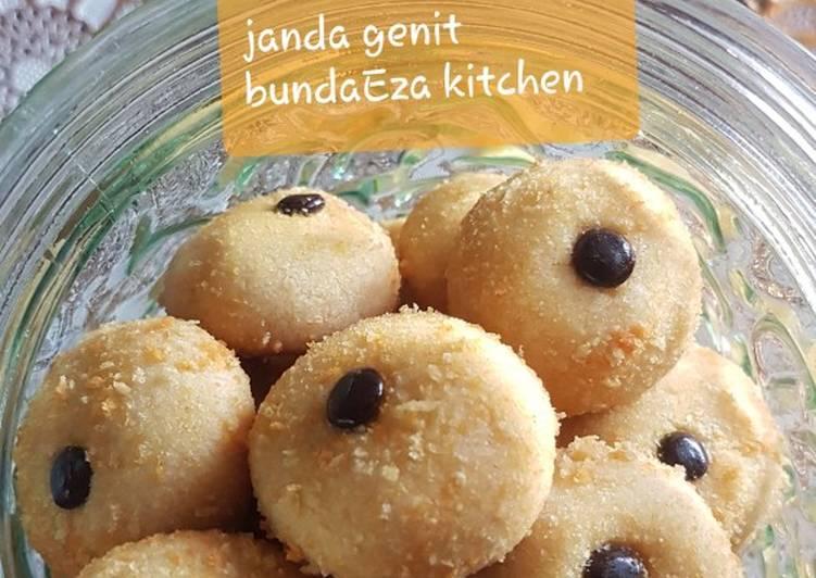 Kue kering janda genit #siapRamadan - cookandrecipe.com