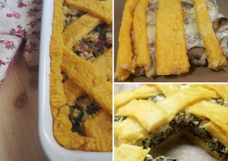 Easiest Way to Prepare Tasty Polenta tart