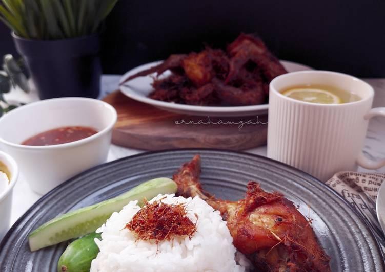 Nasi Kukus Ayam Rempah - velavinkabakery.com