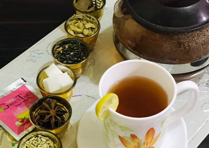 Step-by-Step Guide to Make Speedy Green tea
