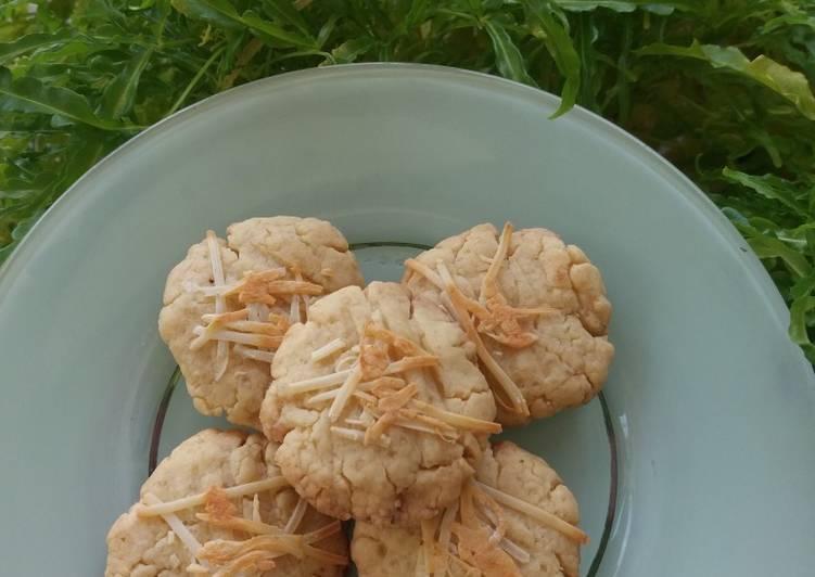 Cookies Keju Teflon #camilanMPASI #7m21d