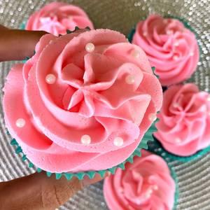 ? Cupcake de Chocolate en Microondas