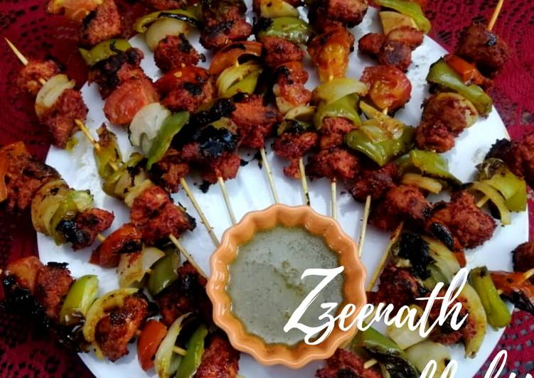 The Best Soft and Chewy Dinner Ideas Spring Tawa Chicken Shashlik