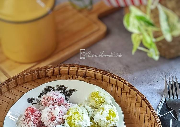 Buah Melaka/Onde-onde - resepipouler.com