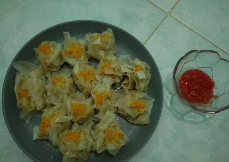 Siomay Dimsum Ayam Udang