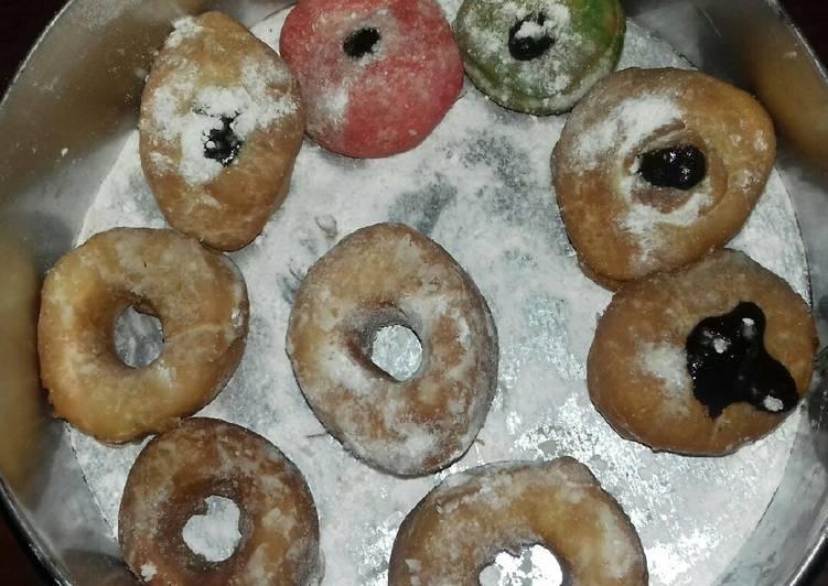 Bomboloni Doughnut italia