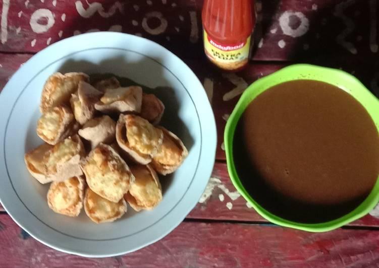 resep cara buat Batagor kampung ekonomis