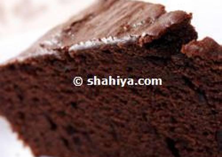 Randa's Chocolate Cake