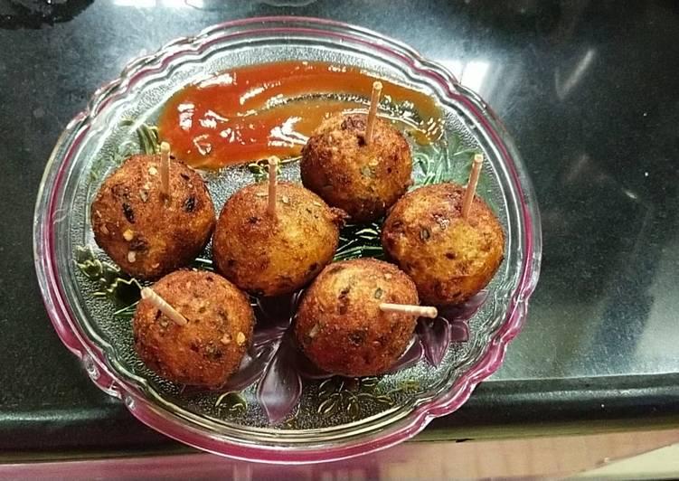 Recipe of Favorite Potato Lollipops