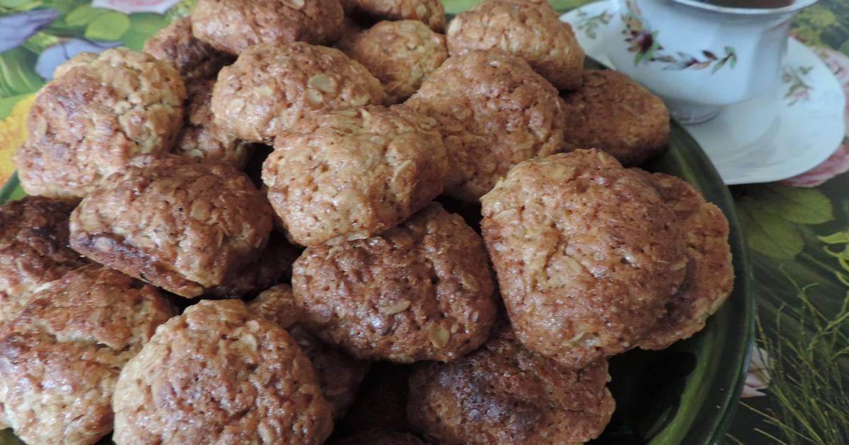 печенье из меда рецепт с фото все помнят
