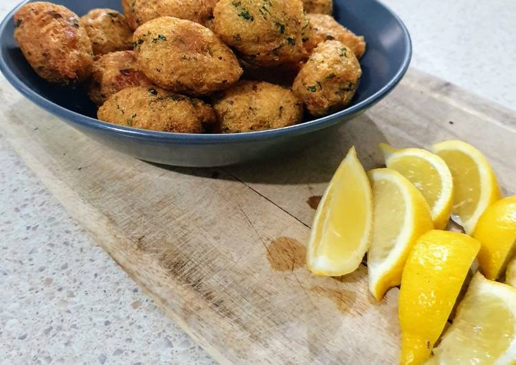 Step-by-Step Guide to Make Ultimate Bolinho de Bacalhau (Salted Cod Croquettes) egg&dairy free
