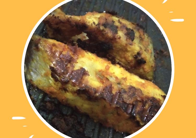 Resep Gurame panggang/bakar Yang Simple Bikin Ngiler