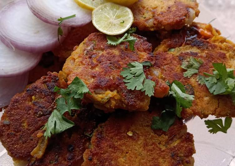 Easiest Way to Make Perfect Fish Roe Fritters (fish egg bara/vada)