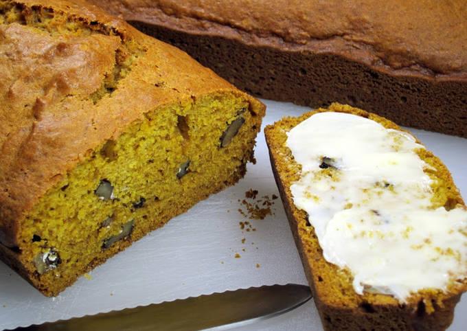 Recipe: Appetizing Pumpkin bread