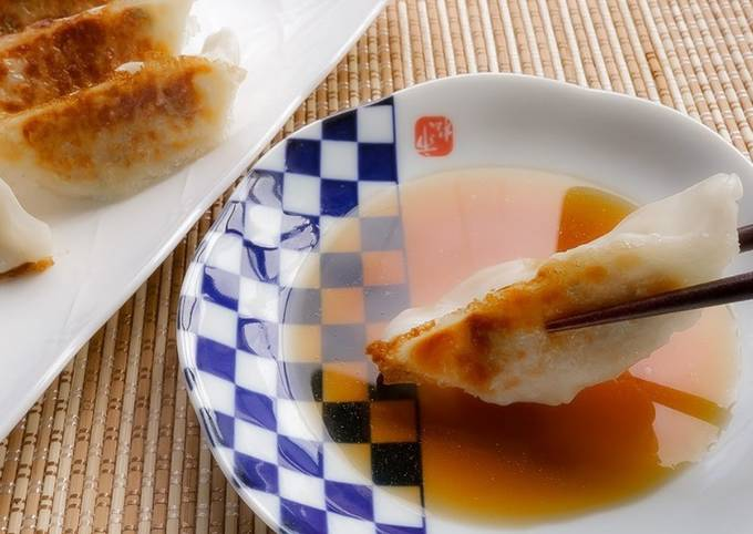 How to Make Japanese Yaki Gyoza (Fried Dumpling)