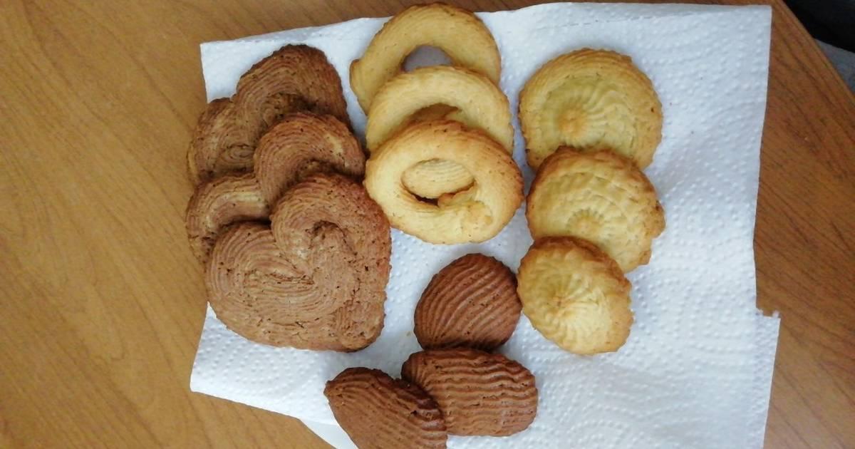 песочное печенье рецепты с фото на маргарине устроен