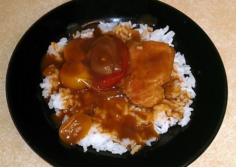 Mom Mari's Pork Chops