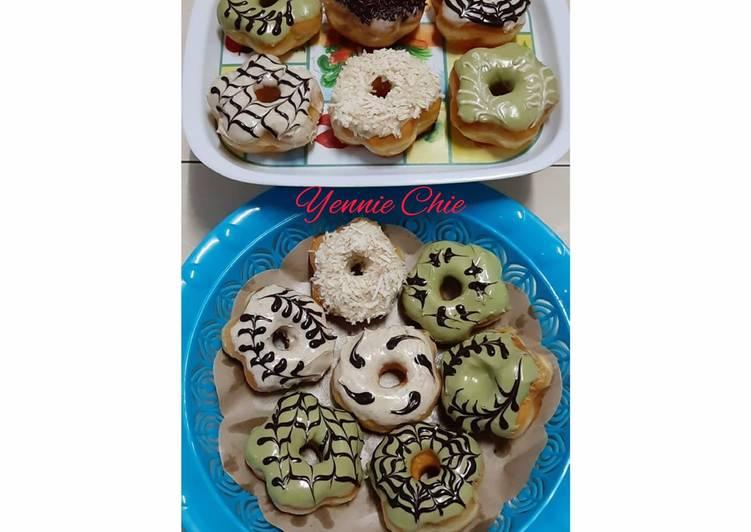 Recipe: Appetizing Donut JC🍩
