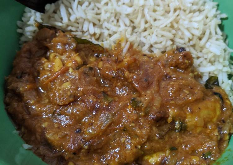 Recipe: Delicious Butter Chicken
