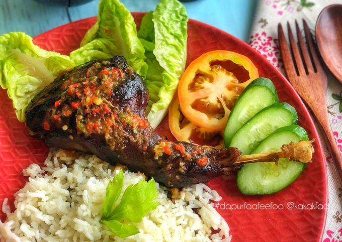 Nasi Ayam Kampung
