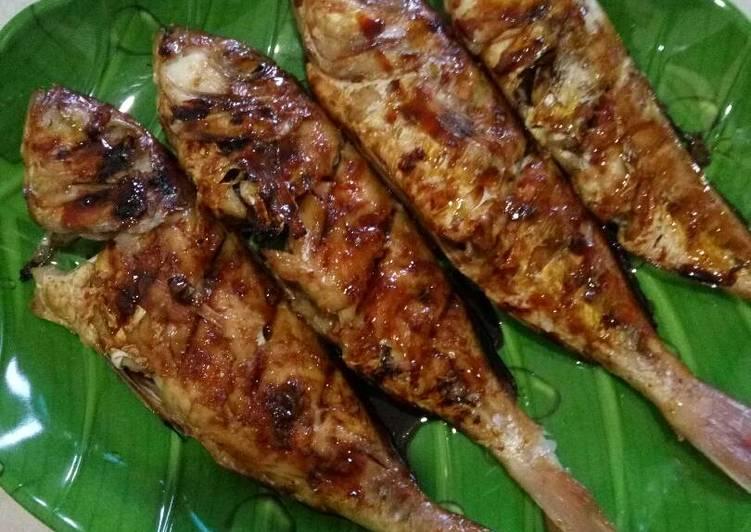 Resep Ikan Kerisi Bakar Oleh Ridha Ayu Binadari Cookpad
