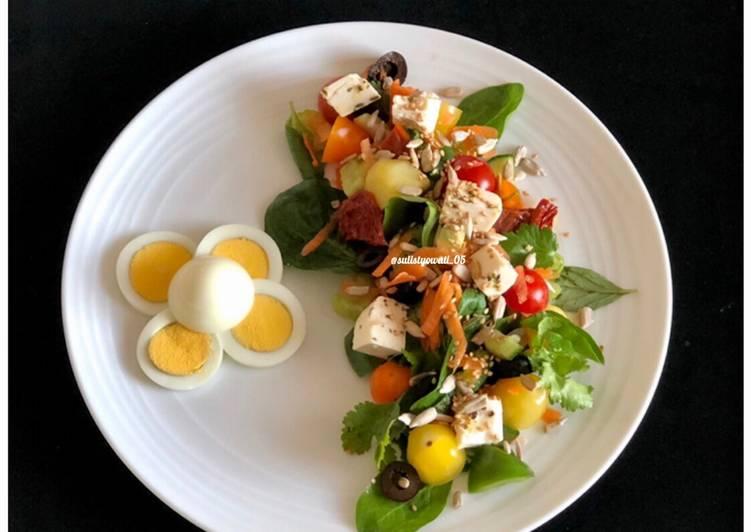 Resep Salad