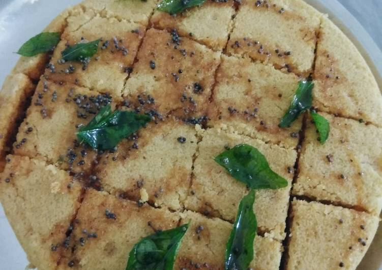 Recipe of Ultimate Instant Khaman Dhokla