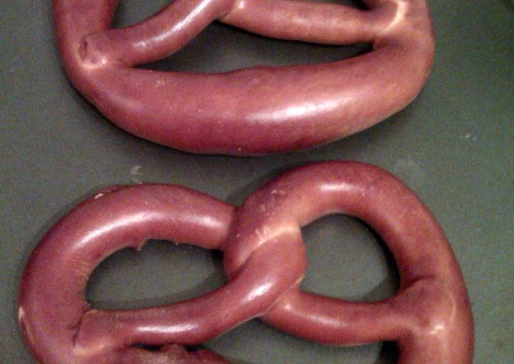 Step-by-Step Guide to Make Quick Vickys Soft Giant Pretzels, Dairy, Egg & Soy-Free