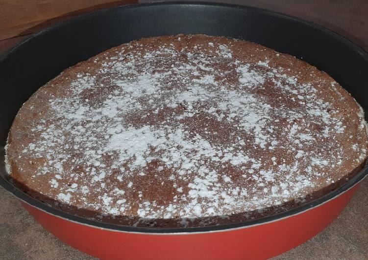 Gâteau chocolat-amande