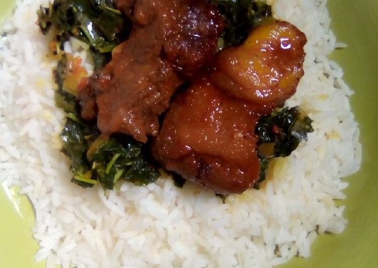 Recipe Of Any Night Of The Week Wite Rice And Vegetable Soup All Recipes Easy