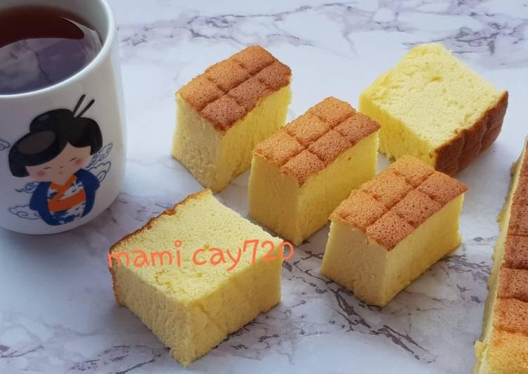 Ogura Cake Orange