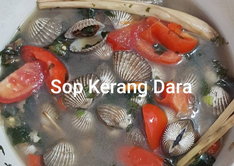 Sop Kerang Dara