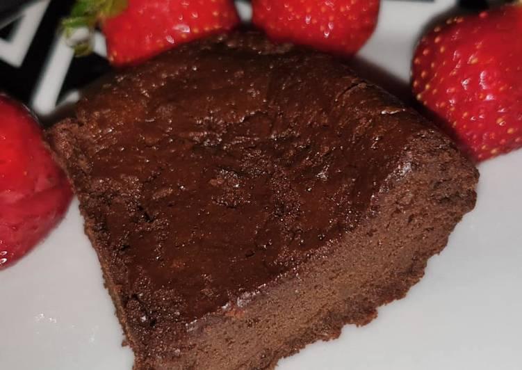 """recette Gâteau """"mousse au chocolat"""" Le plus simple"""