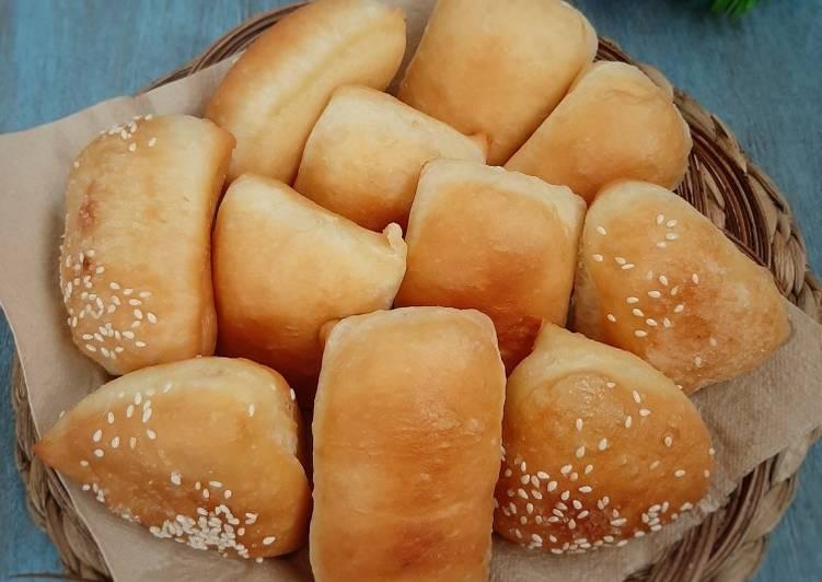 Odading / Roti Bantal (Tanpa Ulen & Ekonomis)