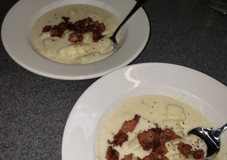 Your Overall Health Can Be Effected By The Foods You Decide To Consume Creamy Cheesy Potato Soup