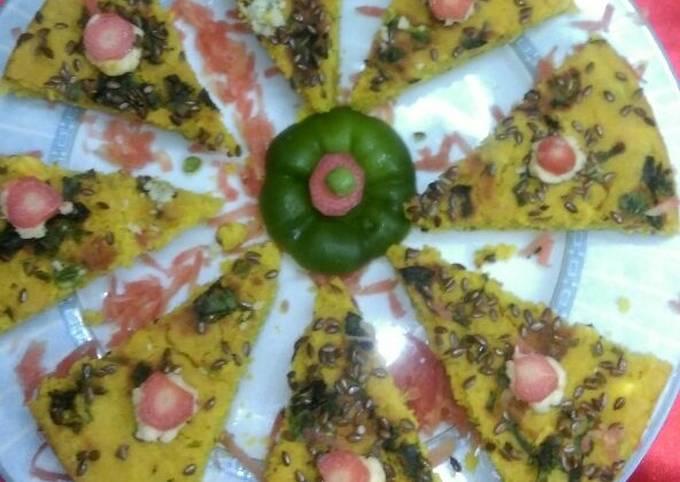 Rawa Oats cake