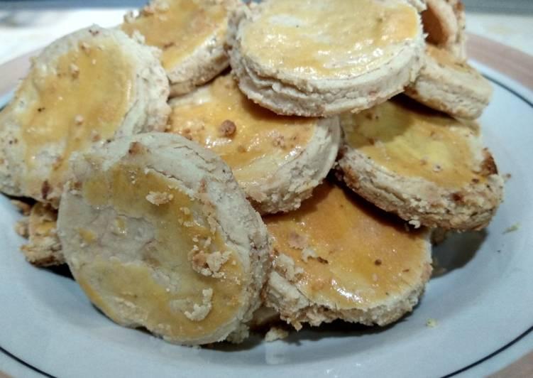 Kue kacang teflon kress - cookandrecipe.com