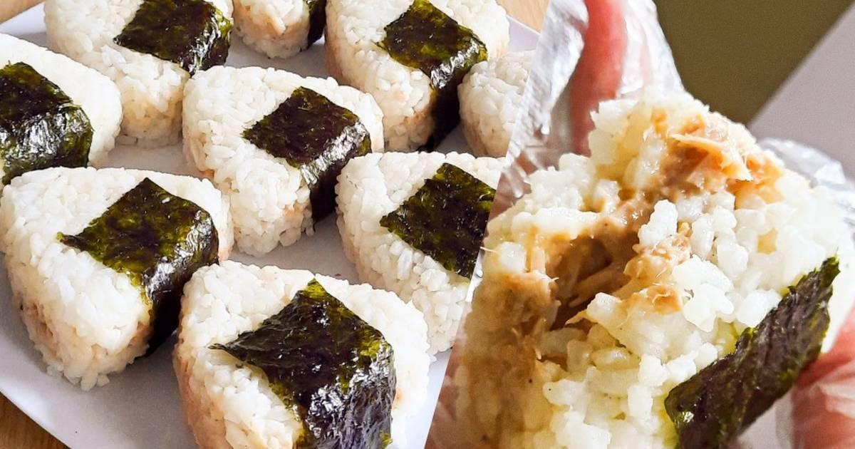 36 Resep Onigiri Tuna Mayo Enak Dan Sederhana Ala Rumahan Cookpad