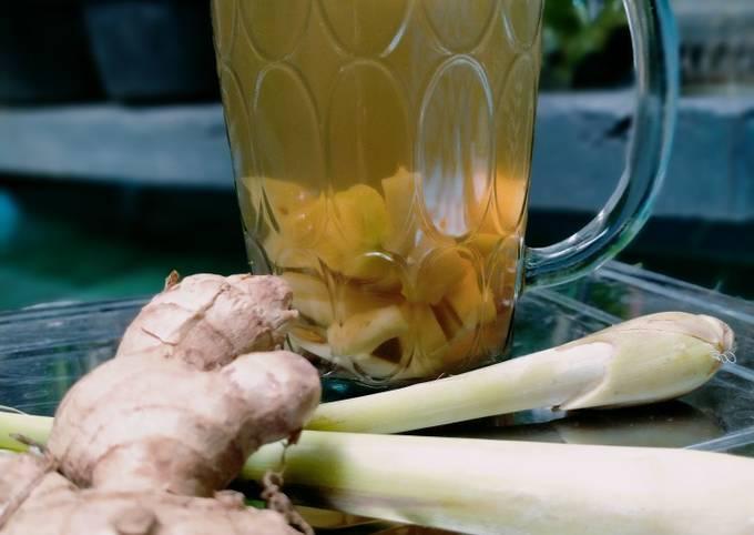 Wedang SeCengHe (obat herbal untuk penyakit asma)