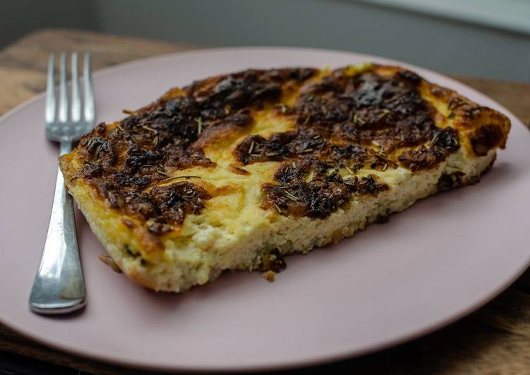 Recipe: Perfect Swedish Bacon-Omelette